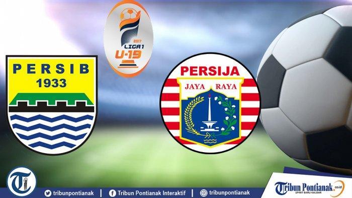 Persib Bandung Vs Persija Jakarta di Final Liga 1 U19 2018