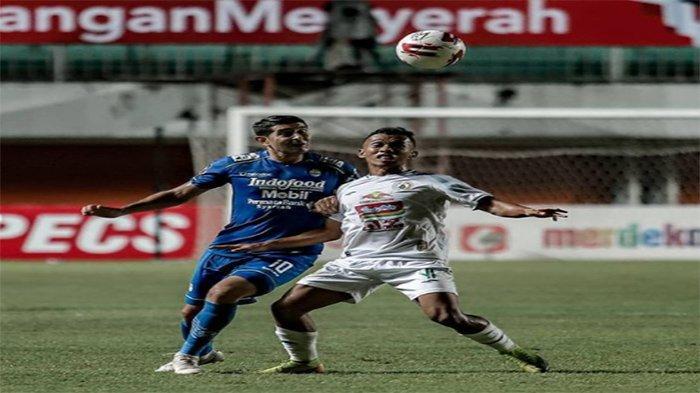 LIVE SCORE PSS vs Persib Bandung Leg 2 - Cek Line-up & Update Skor Hasil Sementara Persib vs PSS