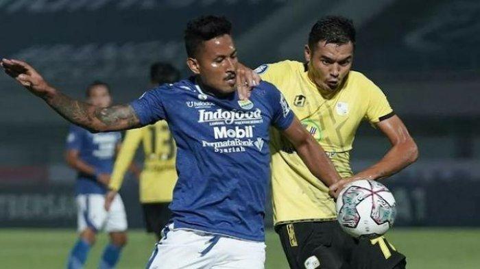 Klasemen Liga 1 2021-2022: Barito Putera dan Persipura di Zona Degradasi, Persib Pesaing Bali United