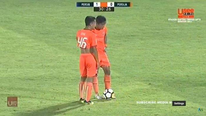 Gol Ilham Bawa Persib Unggul 1-0 Lawan Persija, (LIVE) Final Liga 1 U19 2018