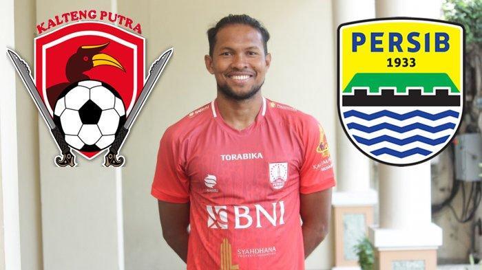 Live Streaming Persib Vs Kalteng Putra Pekan ke-26 Liga 1 2019, Ajang Pembuktian Abdul Abanda Rahman