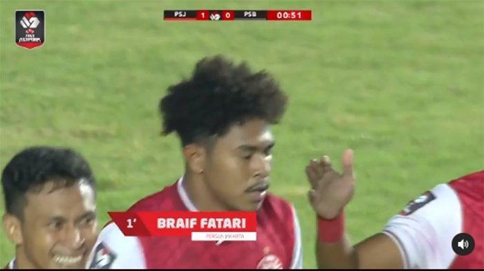 HASIL Persib vs Persija Hari Ini, Gol Detik 32 Braif Fatari & Taufik Hidayat, Macan Kemayoran Unggul