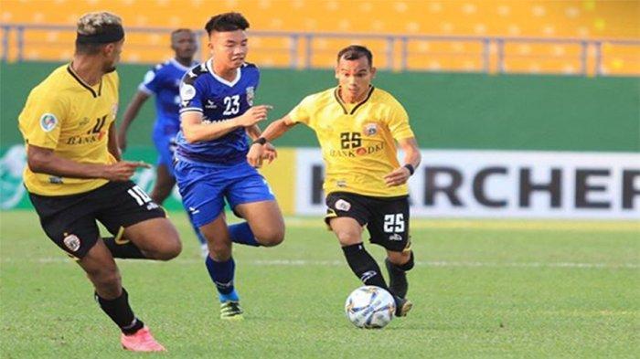 PERSIJA Jakarta Tersingkir di Piala AFC CUP 2019 Usai Dihajar Becamex Binh Duong