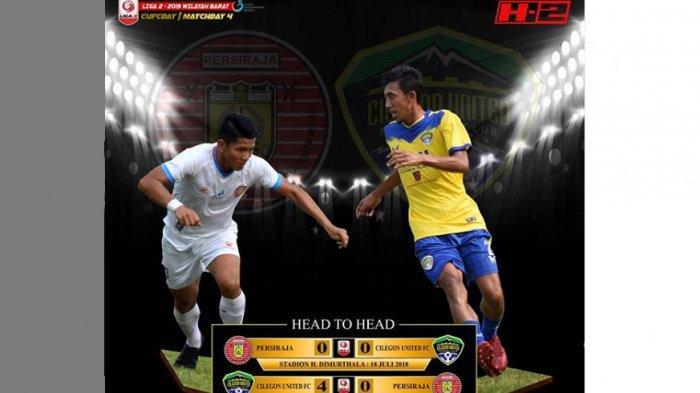 LIGA 2 : LIVE Persiraja Banda Aceh Vs Cilegon United Sabtu Jam 20.30 WIB  Waspadai Aksi The Vulcano