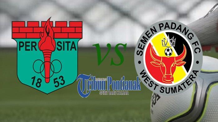 LIGA 2 Terkini - Persita Vs Semen Padang (LIVE Semifinal Liga 2), Rapor Tim Tamu Lebih Menjanjikan