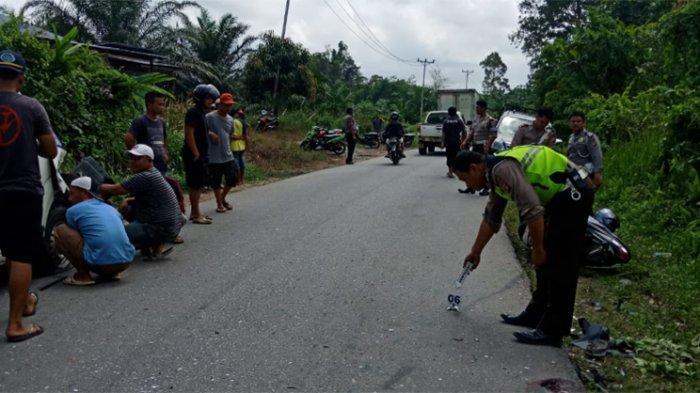 Kecelakaan Ambulans Vs Sepeda Motor di Sintang - Dua Pemotor Meninggal Dunia, Ini Identitas Korban