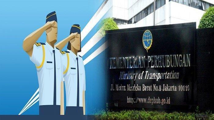 PERSYARATAN CPNS Kemenhub 2021 & Formasi CPNS Kemenhub 2021 pdf, sscasn.bkn.go.id 2021 Daftar