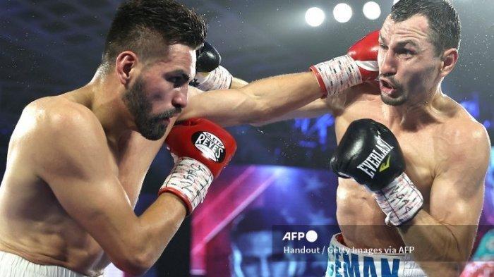 Jadwal Tinju TVOne Minggu 22 November 2020, Tinju Dunia TVOne Best World Boxing