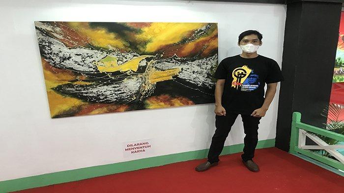 Sebanyak 30 Lukisan Perupa Kalbar Dipamerkan