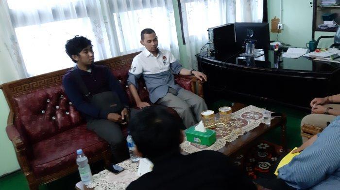 DPW PGK Kalbar Silaturahmi Ke KPU Kota Pontianak