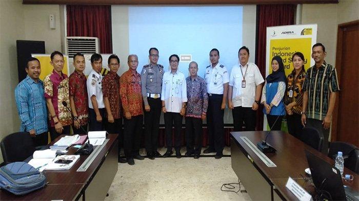 Angka Kecelakaan Lalu Lintas menurun, Tim Juri IRSA 2019 Apresiasi Kabupaten Landak