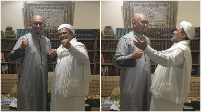 Pesan Habib Rizieq Shihab ke Wasekjen Gerindra Andre Rosiade, Imam Besar FPI Titip Kasus Jiwasraya