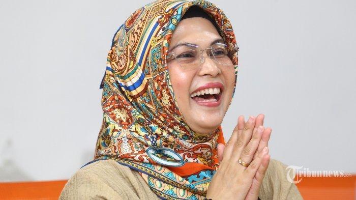 Pesan Prabowo ke Siti Nur Azizah, Putri Wakil Presiden Mar'uf Amin Calon Wali Kota Tangerang Selatan