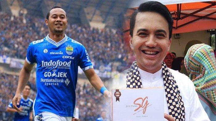 Pesepakbola Atep Maju Independen, Artis Sahrul Gunawan Diusung Nasdem Maju Pilkada Bandung