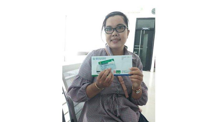 Katarina: Saya Puas dengan Pelayanan Petugas BPJS Kesehatan, Beres Dalam 5 Menit