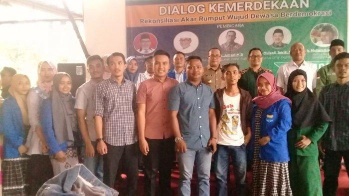 PKC PMII dan PW KAMMI Kalimantan Barat gelar Dialog Kemerdekaan