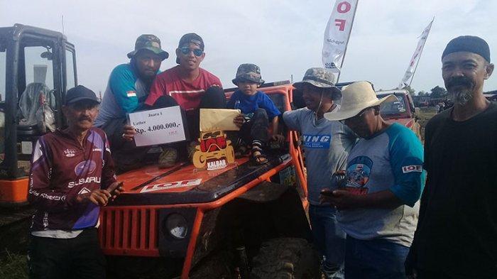 IOF Kalbar Sukses Gelar Fun Latber Offroad 2020, Berikut Nama-Nama Pemenang