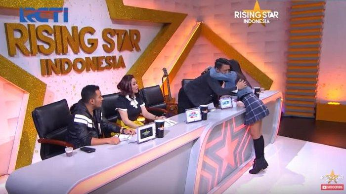 JADWAL & LIVE STREAM Rising Star Indonesia RCTI, Cara Mudah Vote Kontestan Live Audition 3