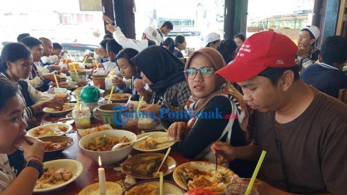 TRIBUNWIKI: Ini Tiga Tempat Wisata Kuliner Terpopuler di Kota Mempawah