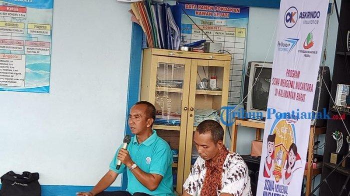 FOTO: Peserta Program SMN 2019 BUMN Hadir Untuk Negeri dari Bali Kunjungi Tambak Ikan di Mempawah - peserta-smn-2019-dari-bali-di-mempawah.jpg