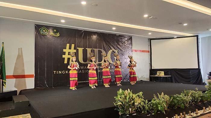 Berlangsung Semi Virtual, Kontingen Kalbar Optimis Raih Juara pada Utsawa Dharma Gita Nasional ke 14