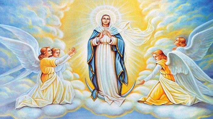 Tata Cara Berdoa Rosario Bulan Oktober 2021 Lengkap dengan 20 Peristiwa