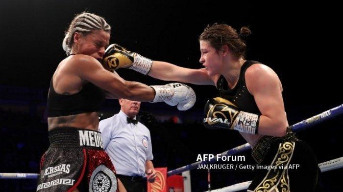Jadwal Tinju Minggu 15 November 2020: Taylor vs Gutierrez Berebut Gelar WBA, WBC, IBF and WBO