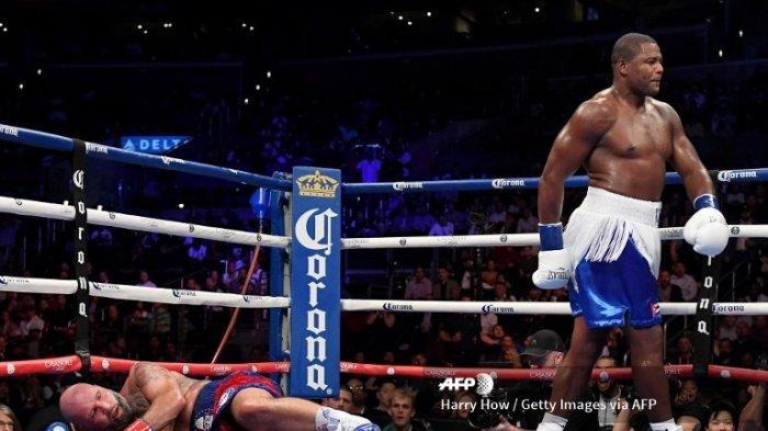 Hasil Tinju Dunia Luis Ortiz vs Alexander Flores, King Kong Menang KO Hanya dalam 45 Detik