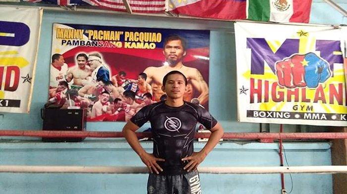 Ari Agustian Berlatih di Filipina Jelang Laga Melawan Petinju Thailand