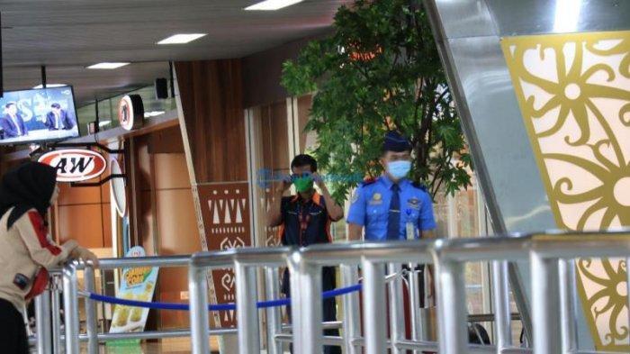 Arus Balik di Bandara Supadio Alami Peningkatan PenerbanganPasca Cap Go Meh