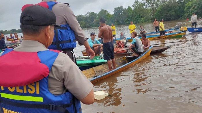 TOPI Maut di Danau Kandung Suli Kapuas Hulu, Ibu Hamil & Anaknya Usia 6 Tahun Meninggal Tenggelam