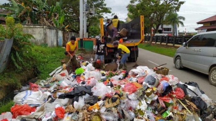 Berikut Jumlah Petugas Kebersihan Di Kota Pontianak