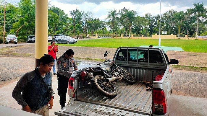 BREAKING NEWS - Terungkap! Mayat di Rasau Jaya Korban Pembunuhan,Polres Kubu Raya Amankan Tersangka