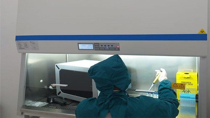 PT WHW Bantu Tes Usap PCR TCM Gratis ke Puluhan Tenaga Medis RSUD Agoesdjam Ketapang