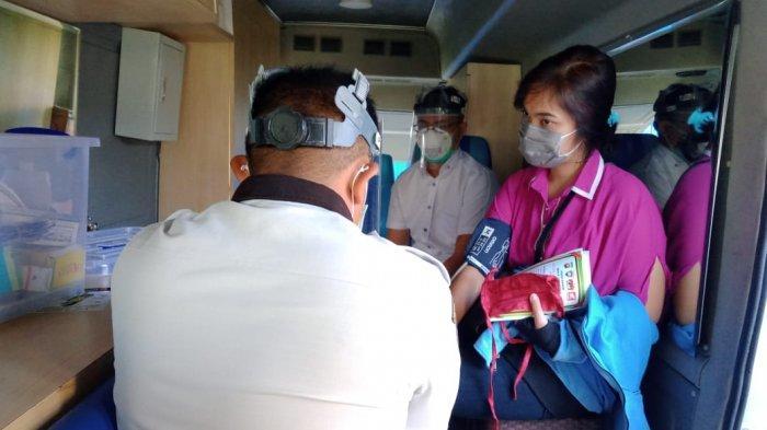 Jasa Raharja Kalbar Gelar Bhakti Kesehatan Pencegahan Covid-19 dengan Kolaborasi Lintas Instansi