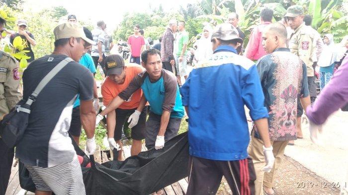 Keluarga Ikhlas, Wanita Tewas di Kolam Akan Dimakamkan di TPU Baiturrahman Putussibau