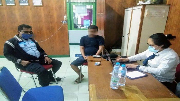 Terungkap, Seorang Napi Lapas Pontianak Kendalikan Sabu Asal Malaysia