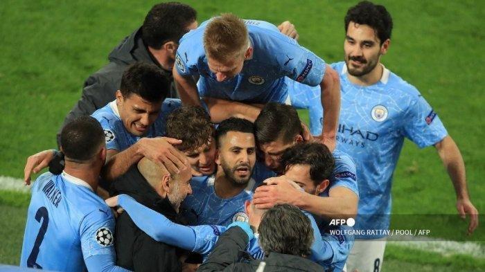 PREDIKSI Hasil PSG vs Manchester City & Head to Head Nanti Malam Liga Champion Live SCTV