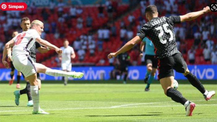 HASIL Inggris vs Kroasia Euro 2021 Tadi Malam Lengkap Klasemen Grup D Usai Kroasia Kontra Inggris