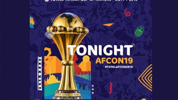 PIALA AFRIKA 2019 - Jadwal Lengkap & Link Live Streaming FINAL & Perebutan Posisi 3