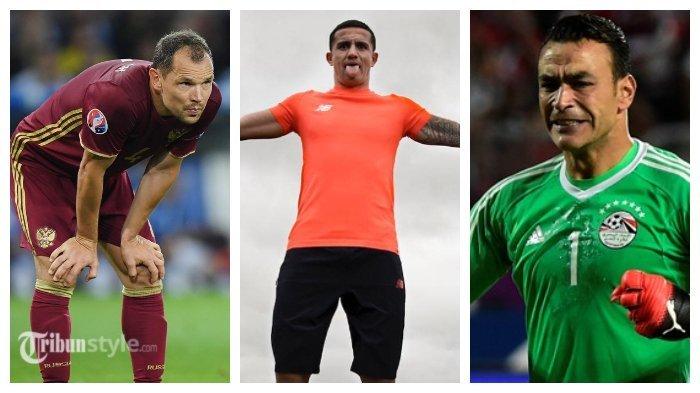 8 Pemain Tertua di Piala Dunia 2018 - Ada yang Sudah Berusia 45 Tahun!