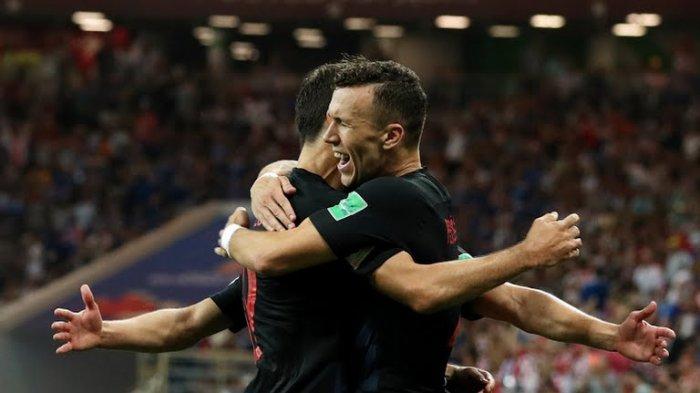 Taklukkan Islandia, Kroasia Juarai Grup D Piala Dunia 2018