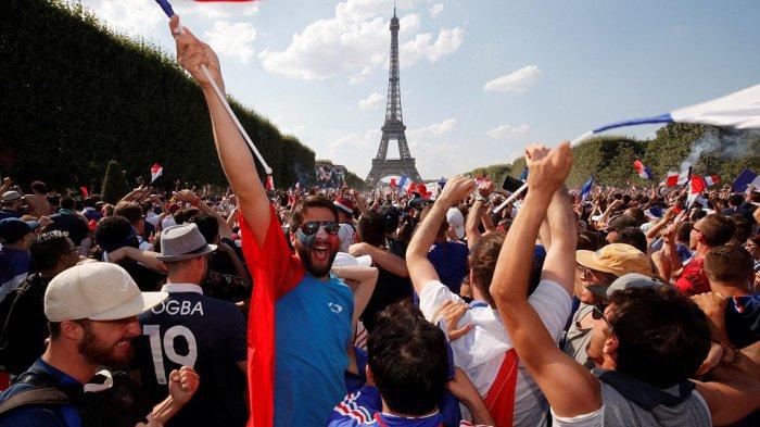 10 Fakta Menarik di Piala Dunia 2018, Dua Pertandingan Terjadi Pesta Gol