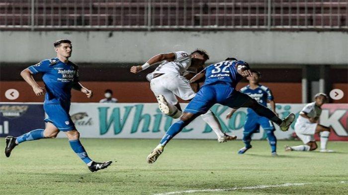 HASIL Akhir PSS Sleman Vs Persib Bandung Leg 2 Piala Menpora dan Skor Persib Bandung Vs PSS Sleman