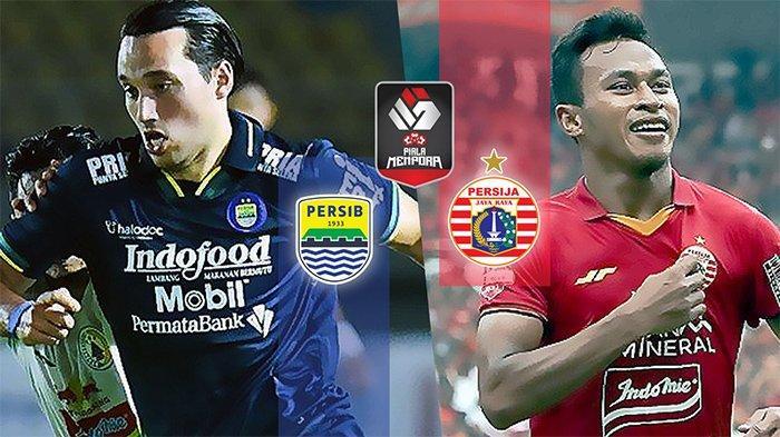 Persib vs Persija akan Terima Hadiah Piala Menpora 2021 Rp 2 Miliar Juara & Rp 1 Miliar Runner-up