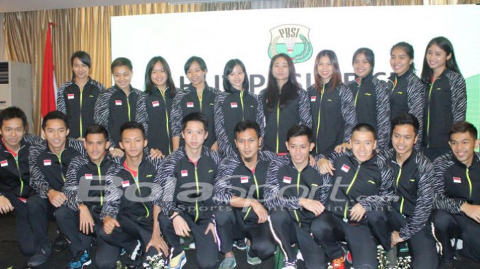 Hasil Akhir Piala Thomas 2018 - Indonesia Tekuk Tuan Rumah Thailand 4-1 Lolos ke Perempat Final