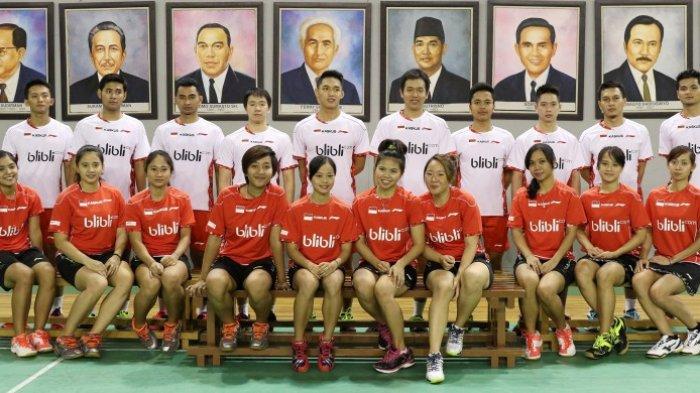 Undian Perempat Final Piala Thomas dan Uber 2018 - Indonesia Vs Malaysia dan Thailand Vs Indonesia