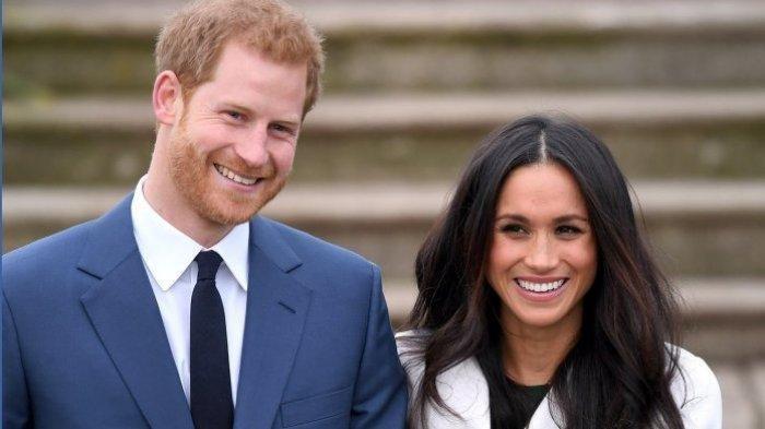 Pidato Pangeran Harry Pasca Mundur Bersama Meghan Markle dari Kerajaan Inggris di Istana Buckingham