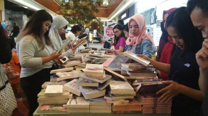 TRIBUN WIKI: Tujuh Toko Buku di Kota Pontianak