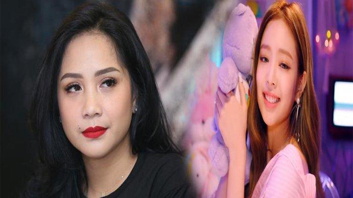 Nagita Slavina Ubah Rambutnya Supaya Mirip Jennie BLACKPINK, Ini Hasilnya!